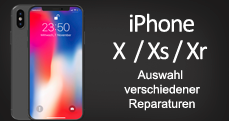 iPhone X/Xs/Xr